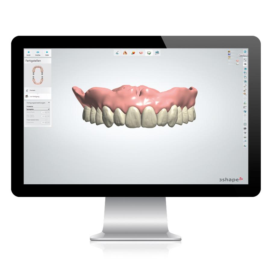 Foto Rohrer Dental-Labor Digitale Zahntechnik